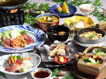 ≪10月~11月≫松茸のすき焼き・ホイル蒸し・土瓶蒸しなど秋の味覚を楽しむ季節限定「松茸会席」