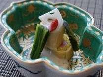 【料理一例】酢の物