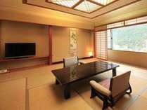 ■特別室■『月の間』[12.5畳+ベッドルーム+檜内風呂]