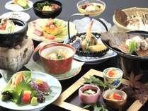 【料理一例】四季の会席膳