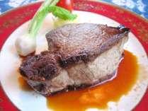 もうすこしお肉がほしい♪200gステーキ♪焼きあがりました