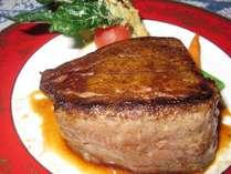 シャトーブリアンステーキ250g・ボリーム満点ヒレ肉の真ん中のみ使用これがステーキ・ステーキ