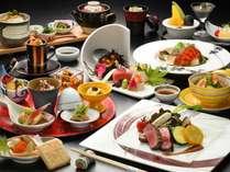 【お料理重視プラン】スタンダードよりワンランク上の和食特選会席膳