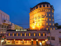 佐世保の街中のホテル