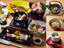 【秋の旬味覚】松茸の土瓶蒸し・松茸ごはんのついた豪華会席料理を堪能!※写真はイメージ