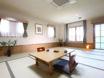 コテージ和室の一例