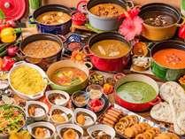2020年夏の料理フェア★『カレーフェスティバル』※写真はイメージです。