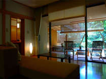【部屋】離れ「ゆとろぎ亭」スタンダードルーム(和室)150号室<イメージ>