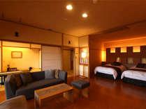 【部屋】別邸「個止吹気亭」コンフォートスイート(和洋室)288号室<イメージ>
