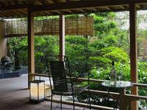 【部屋】別邸「個止吹気亭」ガーデンスイート(和室)172号室<イメージ>