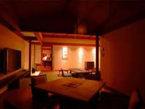【部屋】別邸「個止吹気亭」ロイヤルスイート(和室)180号室<イメージ>