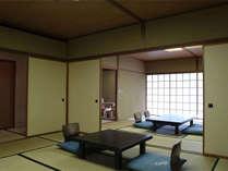 【部屋】スタンダード本館(一般客室・2間)<イメージ>