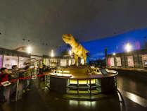 【ゴールデンウィーク&初夏の家族旅行】恐竜の不思議を発見「福井県立恐竜博物館」常設展観覧券付♪