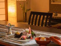 【料理】別邸「個止吹気亭」本格懐石(お部屋食)<イメージ>