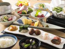 【料理】料亭「遊膳」朝食<イメージ>