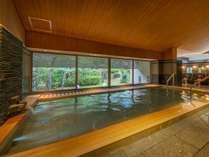 【風呂】ひのき大浴場「長養」内湯