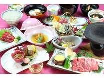 ☆初夏のお薦めコースプラン☆お料理がおすすめ