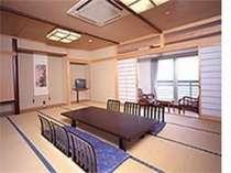 海側10~15畳和室一例