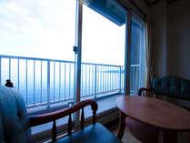 【海側客室】(一例)