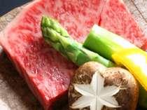 とろけるような黒毛和牛をステーキで