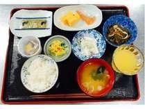 ご朝食一例7:00~9:00