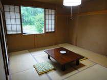 客室(お部屋からの眺望はよくありません)2