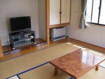 ゆっくりとくつろげる和室  全室 洗面台・ウォシュレット付きトイレ