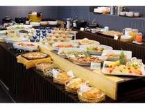 宮城の食材をふんだんに☆くちこみでも人気の朝食バイキング♪