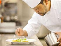 【総料理長おすすめ】最上級コース 三ツ星出身シェフの本格フレンチプラン(夕食:レトワールコース)