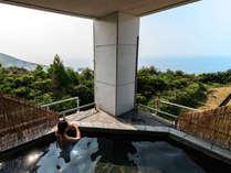 【じゃらん限定】ポイント10% ≪黒潮コース≫太平洋を望む温泉と旬の料理を満喫