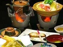 ≪二食付≫奈良の旬味覚を盛り込んだ会席料理に舌鼓★