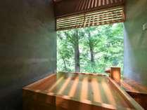 【MW】客室温泉。