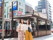 中洲、天神、空港、キャナルシティのアクセスに便利