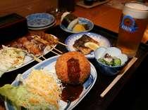 【夕食はぶらり】人気の居酒屋でメシ食うプラン!