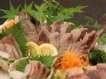 【旬魚を愉しむ夏会席編】夏季限定!!夕食は料理長のオリジナル会席で皆様のココロとお腹を癒します♪
