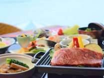 【黒毛和牛A4ステーキ】鹿児島の『黒』を食べ尽す◆調理長がおすすめする鹿児島の黒づくし会席プラン