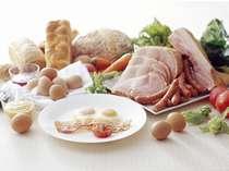 大人にも子供にも人気「ル・タン」のブフェ 朝食(イメージ)