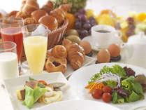 和洋ブフェ朝食(イメージ)