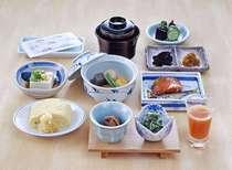 京都でいただく和朝食・・・レストラン利用券ご利用可能♪日本料理「浮橋」(イメージ)