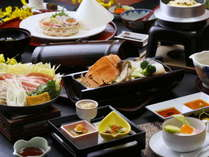 ■【うまかもん会席】旬の味わい御膳 料理一例