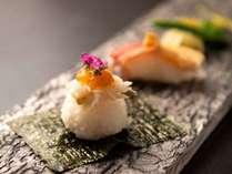 【湯相七席/七席の膳 2020春のお料理一例】北海道を始め、全国各地の素材を厳選。