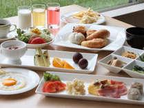 [朝食バイキング]朝から目移りしそうな和洋の豊富なMENU♪(イメージ)
