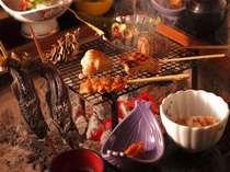 【じゃらん限定】★名湯を独占★人気の貸切ヒノキ風呂1回無料!&評判の白山炭火膳でおもてなしプラン♪