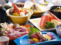 【基本プラン】海・山の幸ふんだんに~季節のお料理堪能~スタンダード会席膳