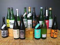 栃木の地酒を揃えました