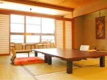 お食事は【宿おまかせ】 和室10畳以上のお部屋