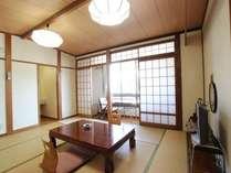 当館は全室表通りに面しております。