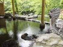 【大龍】貸切だから周りを気にせず景色も温泉も楽しめます♪泉質も抜群!入浴後のすべすべ感が違います♪
