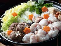 **【あんこう鍋/イメージ】コラーゲンとビタミンたっぷりのあんこうと野菜で心も体もポカポカな鍋料理。