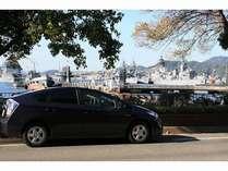 車できんさい! 山陽道広島東ICより広島高速1・2号線,広島呉道路経由約35分です。